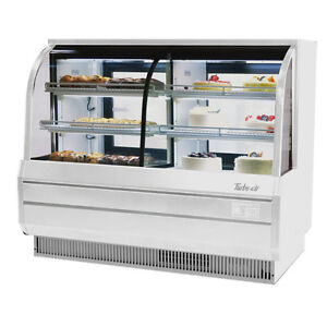 Turbo Air Tcgb 60 co Combination Refrigerated Dry Bakery Case