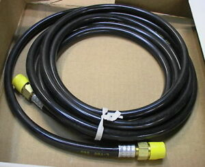 New L tec esab 40v77 Argon Hose St 14 12 5 Feet