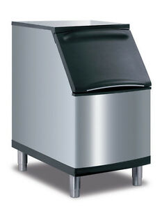 Manitowoc D 320 Ice Storage Bin 210 Lb Capacity Does Not Include Ice Maker