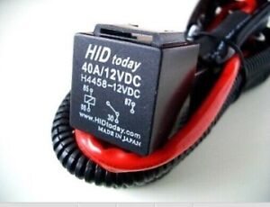 Mdea In Japan Jdm Hid 9004 9007 Fuse Relay Wiring Harness Kit