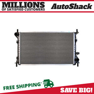 New Radiator For 2000 2001 2002 2003 2004 2005 2006 2007 Ford Focus 2 0l 2296
