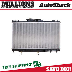 New Aluminum Radiator For 98 02 Chevrolet Prizm Toyota Corolla 1 8l L4 Sedan Fwd