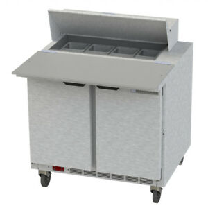 Beverage Air Spe36hc 08c 36 Sandwich Top Refrigerated Counter