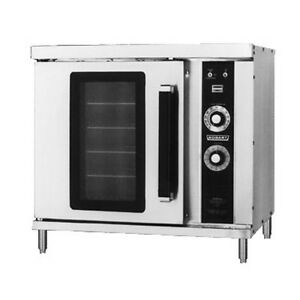 Hobart Hgc202 natural Gas Double Deck Convection Oven
