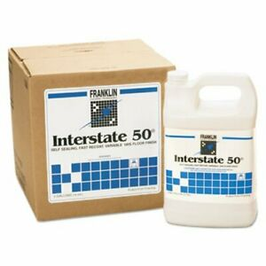 Franklin Interstate 50 Variable Uhs Floor Wax 4 Gallons frk F195022