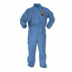 Kleenguard 45003 Large Protective Coveralls 24 Coveralls kcc45003