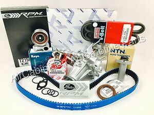 Gates Racing Timing Belt Kit Is300 Gs300 Genuine Lexus Oe Manufacture Parts
