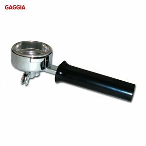 Gaggia 8332018000 Not Pressurized Portafilter With 2 Cup Filter Basket