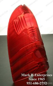 1955 55 Lincoln Tail Light Lamp Nos Quality Original Lettering