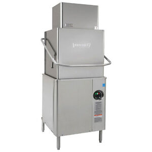 Hobart Am15vl 4 Ventless Door Type Dishwasher