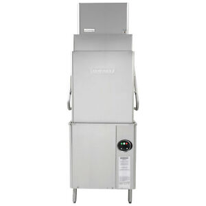 Hobart Am15vlt 2 Ventless Door Type Tall Dishwasher