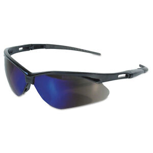 Jackson Nemesis 3000358 Ansi Safety Glasses Blue Mirror Eye Protection pick Size