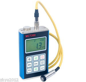 1pcs Mct200 Paint Coating Thickness Gauge Tester