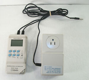 Traceable Digital Temperature Controller With Timer Control Company