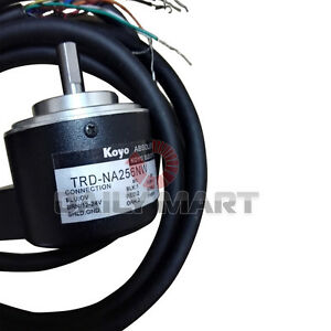 New Koyo Trd na256nw Rotary Absolute Encoder Trdna256nw Plc Controller Module