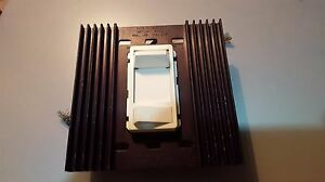 Pass Seymour 92080 Wall Dimmer Slide With Preset On off Switch Single Pole