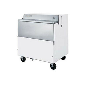 Beverage Air Smf58hc 1 w 02 58 Milk Cooler