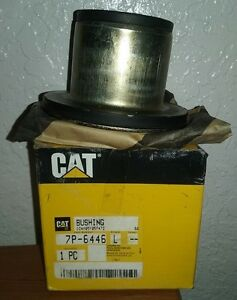Caterpillar Part 7p 6446 Bushing terminal For Track type Loader 963b And 973