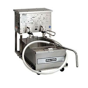 Pitco P18 Portable Fryer Filter 75 Lb Capacity