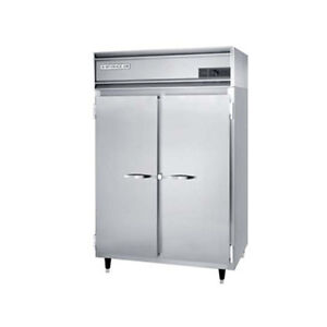 Beverage Air Ph2 1hs pt Pass thru Half Door Reach in Warming Cabinet