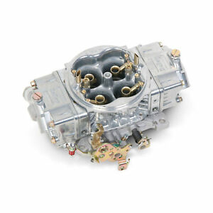 Holley 0 82851 Carburetor 850 Cfm Street Hp Mech Sec