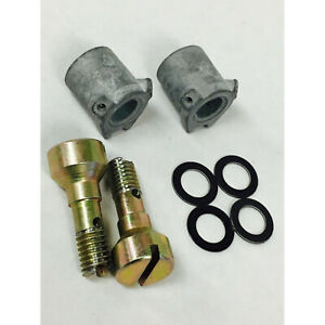 Holley 121 140 Carb Discharge Nozzle Strght Noz 040 2