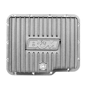 B M Automotive 70280 Automatic Transmission Oil Pan Deep Powerglide