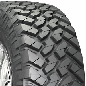 4 New 33 12 50 20 Nitto Trail Grappler Mt 12 50r R20 Tires 29099