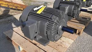 60 Hp Teco Electric Motor 1800 Rpm 364t Frame Tefc 575 Volts 1 15 Sf Max E1