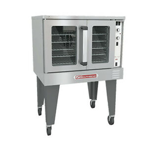 Southbend Bgs 13sc Single Deck Gas Convection Oven