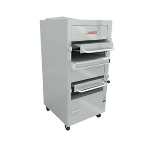 Southbend 270 Free Standing Double Deck Infrared Broiler