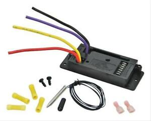 Flex a lite 33055 Fan Switch Variable Speed Controller 24 V Compatibility Kit