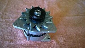 Classic Mini Cooper High Output 70 Amp Alternator New Never Used