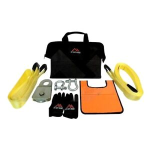 Winch Recovery Kit Heavy Duty Off Road Rt33013 Rt Offroad For Jeep Wrangler