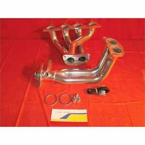 Flowtech 80506 Exhaust Header Shocrhome Ceramic 94 00 Integra Gsr