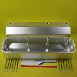 Prw 4046000 Valve Cover Ford 429 460 Style Cylinder Heads Fabricated Billet Ra