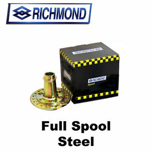 Richmond Gear 818831 Spool Ford 8 8 31 Steel