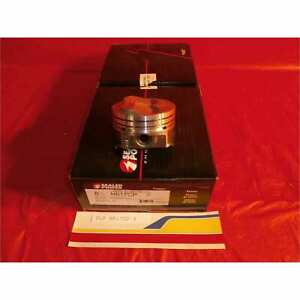 Sealed Power H617cp 8 Engine Piston Sbc 4 000 1 56ch Dome Top 275 Dome