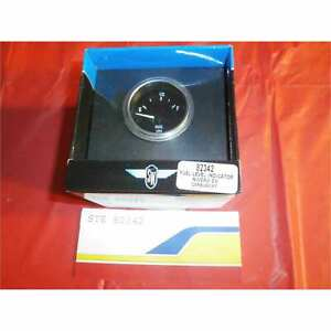Stewart Warner 82342 Fuel Gauge Ford chry