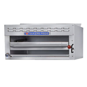 Bakers Pride Bpsbi 36 Gas 36 Wide Infrared Salamander Broiler