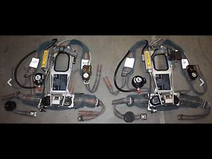 Scott 4 5 Ap50 Scba Integrated Pass Pre owned Nice Condition