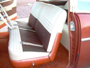 57 Chevy 210 Delray 2 door Sedan Seat Covers new 1957 Chevrolet