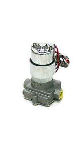 High Flow Performance Electric Fuel Pump Gas Pump 115 Gph Holley Universal 3 8