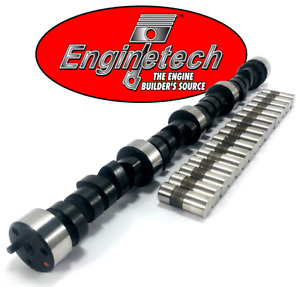 Chevy Sbc 350 5 7l Hp Rv Stage 3 480 480 Lift Cam Camshaft Lifters Kit