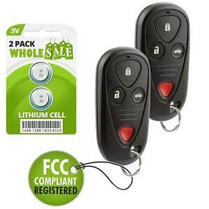 Acura Key Fob In Stock Replacement Auto Auto Parts Ready