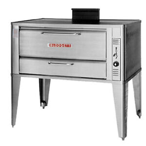 Blodgett 951 Single Deck Gas Oven