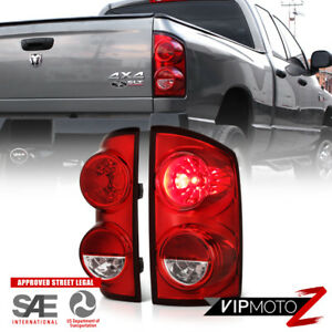 2007 2008 Dodge Ram 1500 2500 3500 Factory Style Rear Left Right Tail Lights