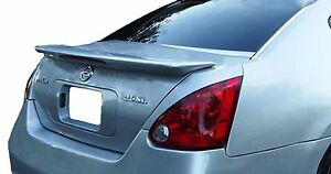 Unpainted Spoiler For A Nissan Maxima Factory Style Spoiler 2004 2008