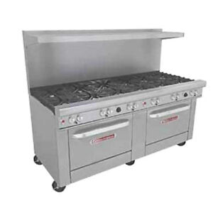 Southbend 4721dd 3gl 72 Ultimate Restaurant Gas Range