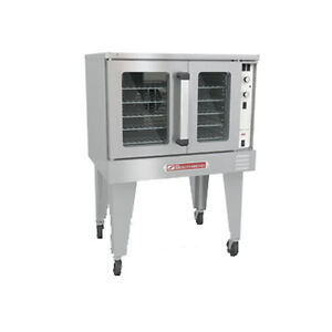 Southbend Gb 15cch Cook Hold Gas Single Deck Convection Oven